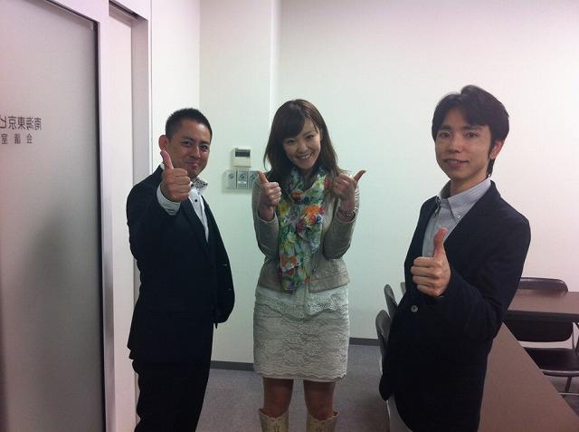 佐藤みきひろさんと竹井かよこさん
