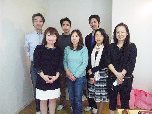 石井めぐみさんのサロンでツイッターセミナーを開催!