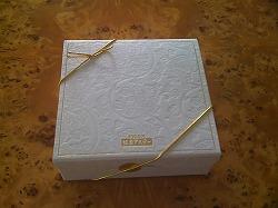 明美さんから銘菓のお菓子を頂きました!!