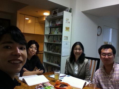 古川さん、及川さん、田岡さん
