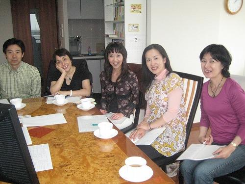 石田さん、林さん、越光さん、磯貝さん、加藤さん。お忙しい中ありがとうございました!